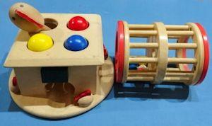 ピタゴラスイッチ脳おもちゃ1